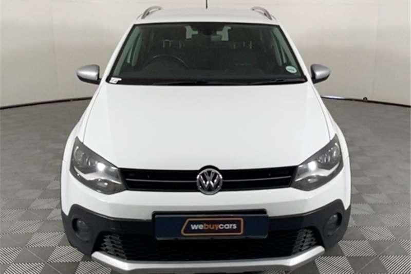 2015 VW Polo Cross Polo 1.2TSI