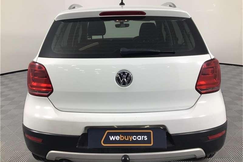 VW Polo Cross Polo 1.4TDI 2016