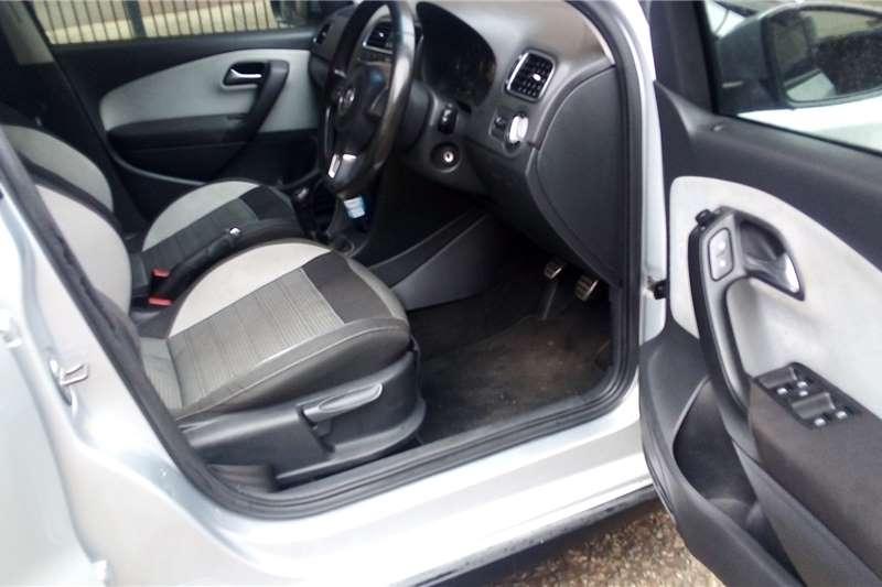 2011 VW Polo Cross Polo 1.6