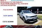 VW Polo Cross Polo 1.6TDI Comfortline 2012