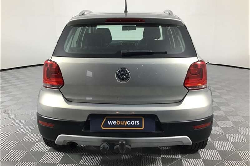 VW Polo Cross Polo 1.6TDI Comfortline 2013