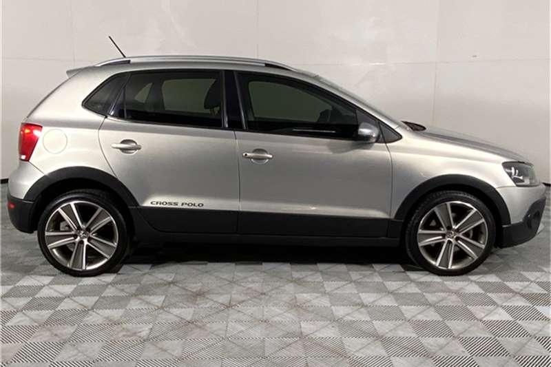 2013 VW Polo Cross Polo 1.6TDI Comfortline