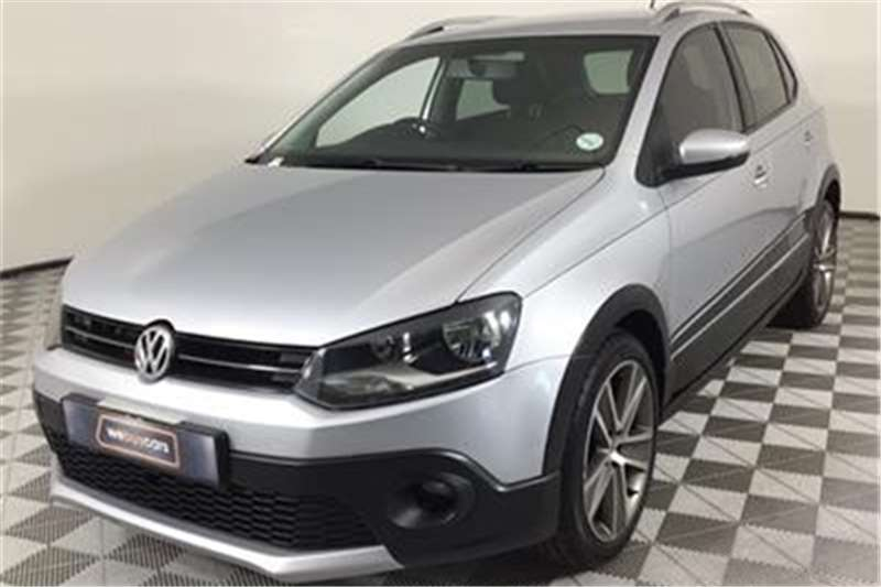 VW Polo Cross Polo 1.6TDI Comfortline 2014