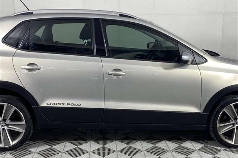 2014 VW Polo Cross Polo 1.6TDI Comfortline