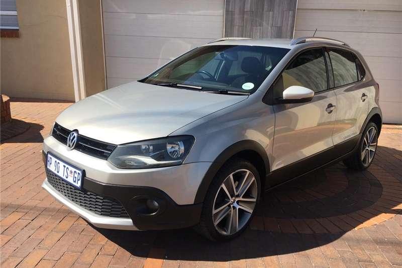 VW Polo Cross1.6 2012