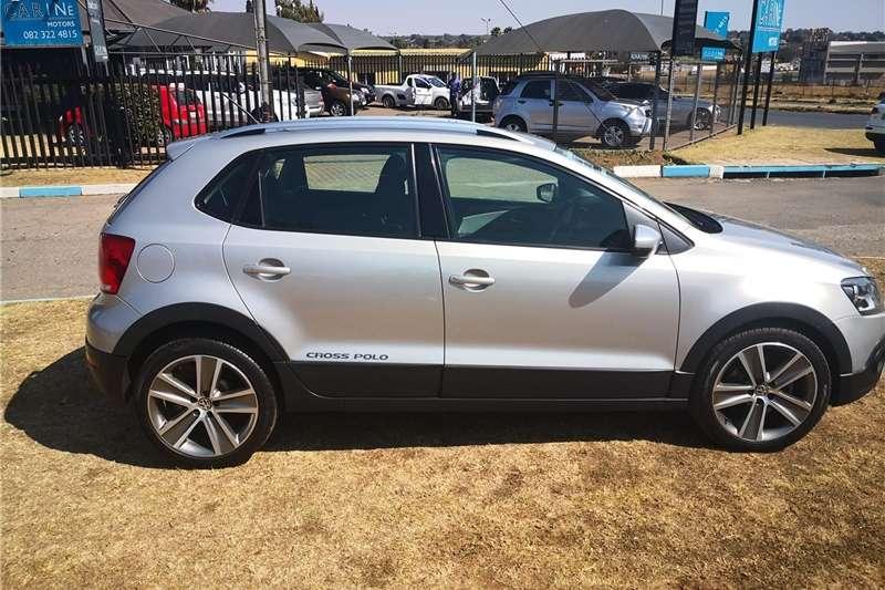 VW Polo Cross1.6TDI Comfortline 2013