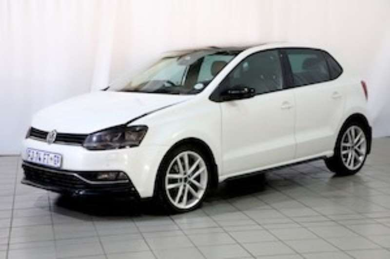 VW Polo GP 1.2 TSI HIGHLINE 2016