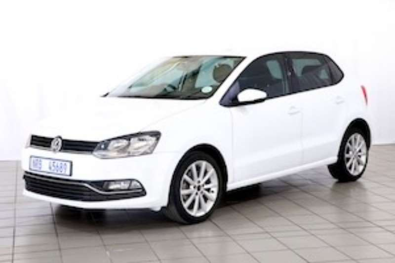 VW Polo GP 1.2 TSI HIGHLINE (81 KW) 2014