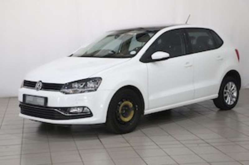 VW Polo GP 1.2 TSI HIGHLINE DSG 2015