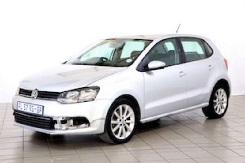 VW Polo GP 1.2 TSI HIGHLINE DSG 2016