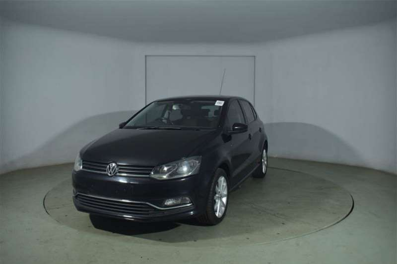 VW Polo GP 1.2 TSI HIGHLINE DSG (81 KW) 2015