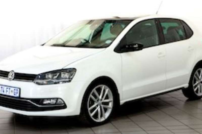 VW Polo GP 1.2 TSI HIGHLINE DSG 81KW 2016