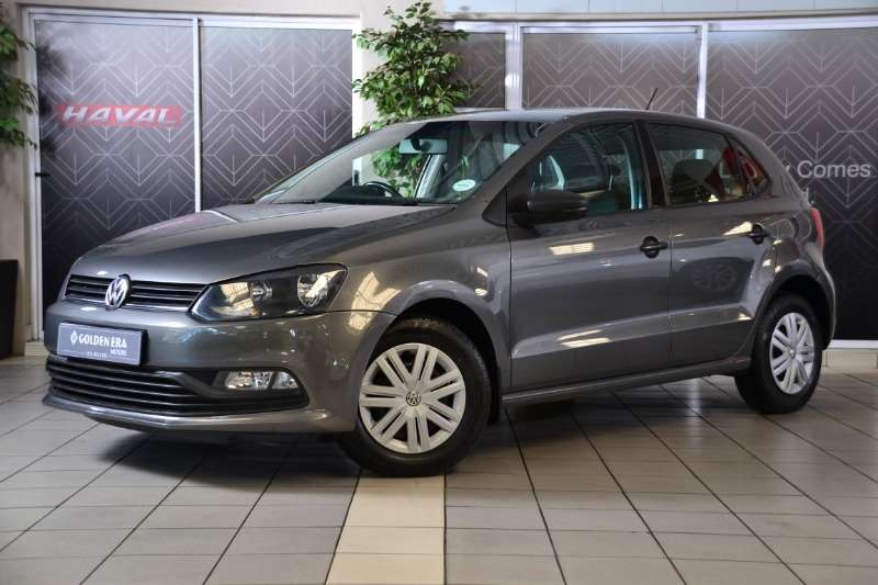 VW Polo GP 1.2 TSI Trend 2017