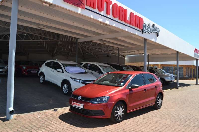 VW Polo GP 1.2 TSi Trendline 2016