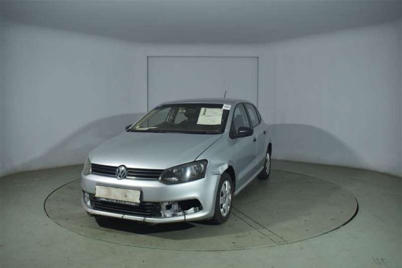 VW Polo GP 1.2 TSI TRENDLINE (66 KW) 2014