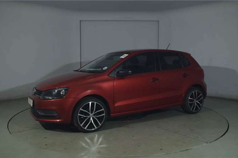 VW Polo GP 1.2 TSI TRENDLINE (66KW) 2016