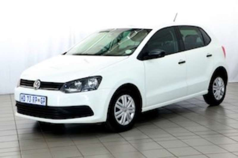 VW Polo GP 1.4 TDI TRENDLINE 2017