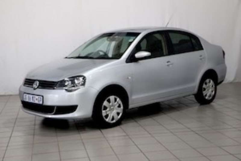 VW Polo GP 1.4 TRENDLINE 2015