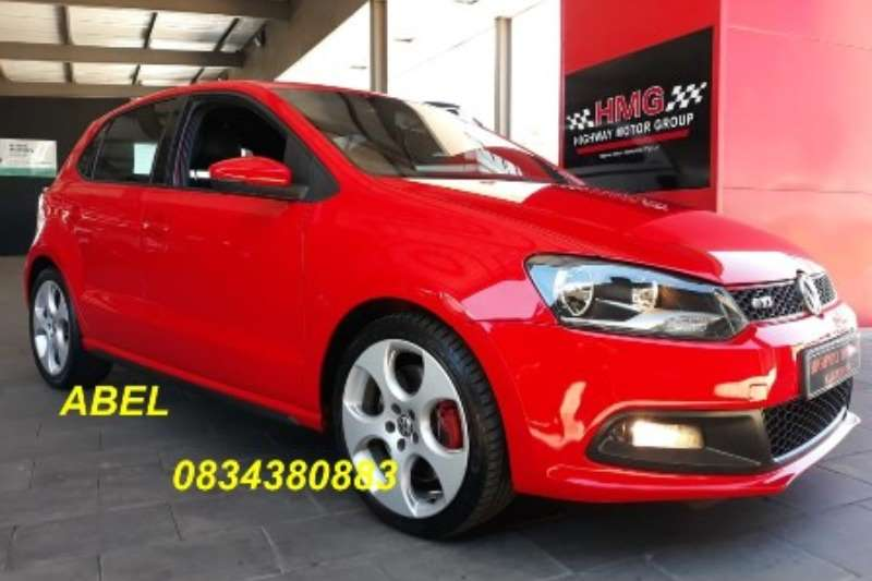 VW Polo GTI 1.4TSiDSG 2011