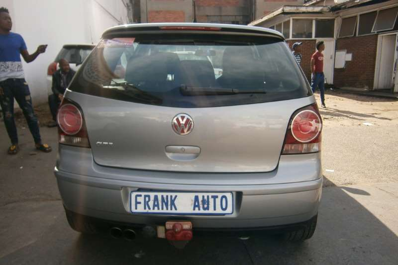 Used 2009 VW Polo GTI