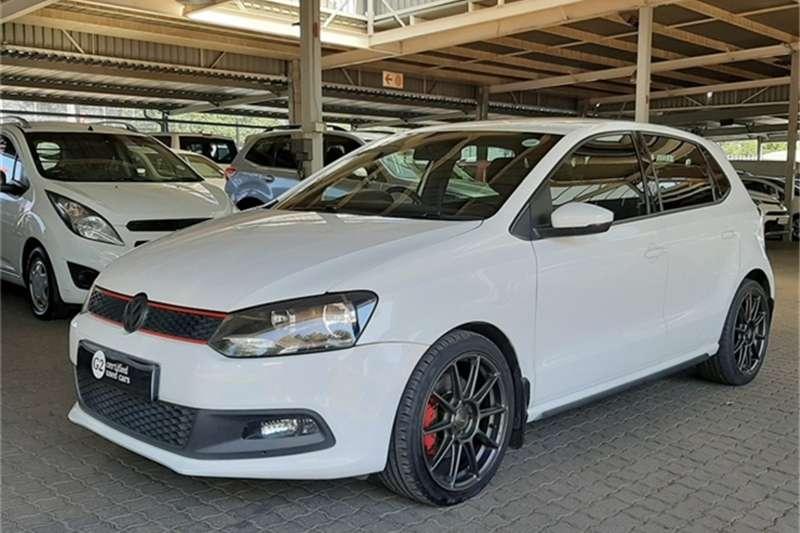 VW Polo GTI 2011