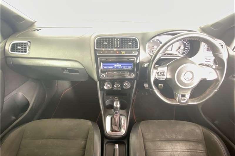 2012 VW Polo Polo GTI