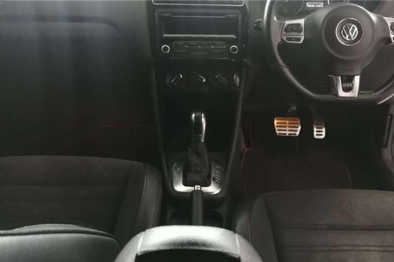 2013 VW Polo Polo GTI