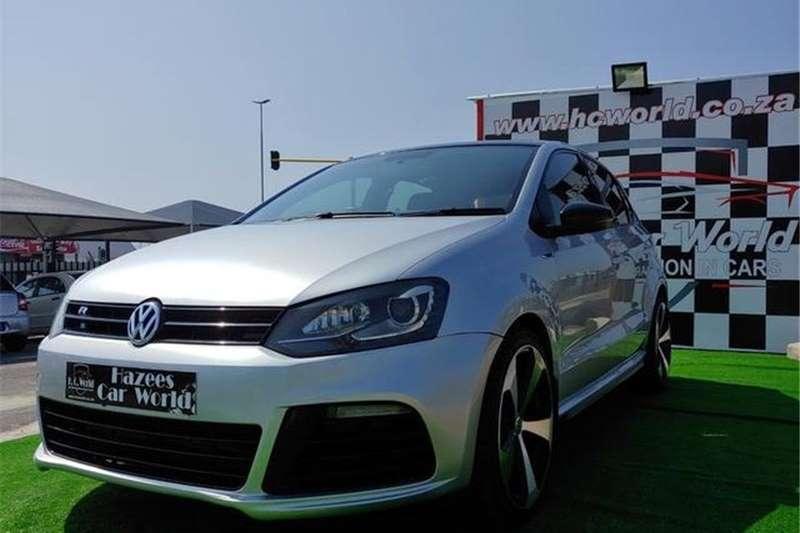VW Polo GTI 2014