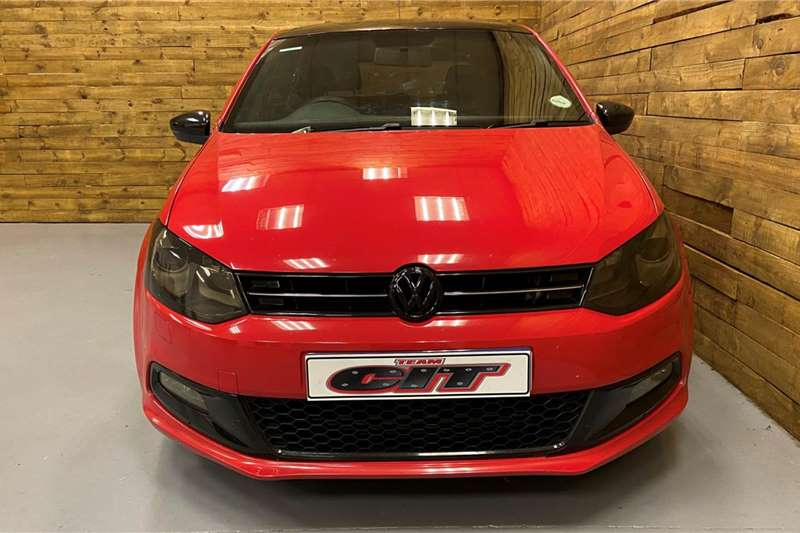 Used 2014 VW Polo GTI