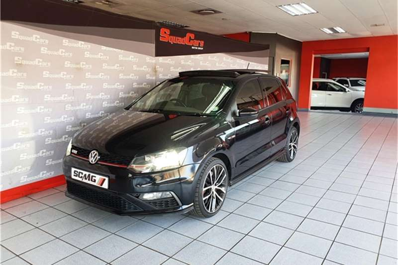 Used 2015 VW Polo GTI