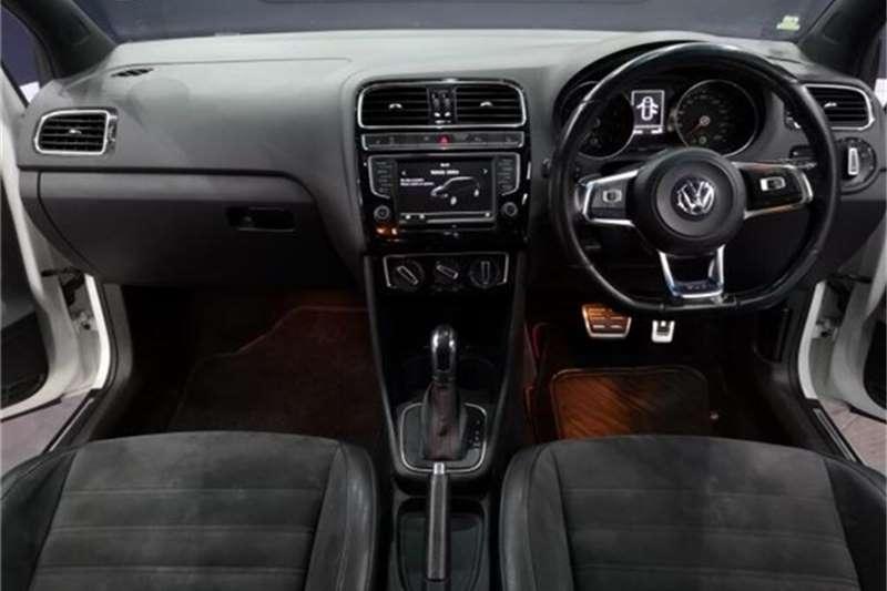 2015 VW Polo Polo GTI