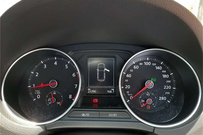 VW Polo GTI 2016