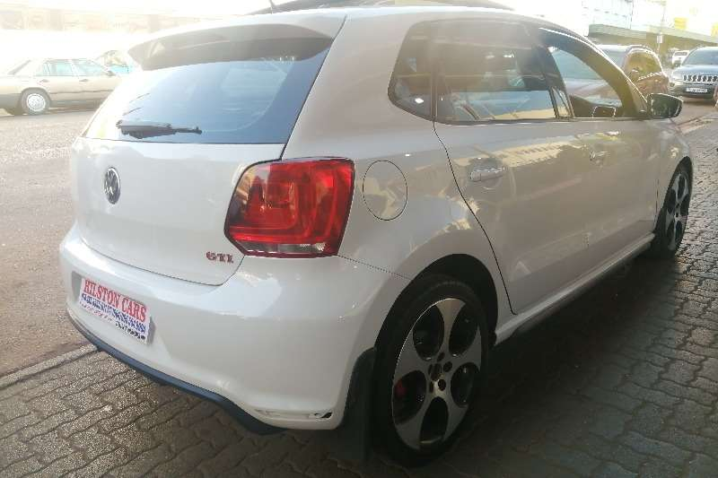 Used 2012 VW Polo GTI auto