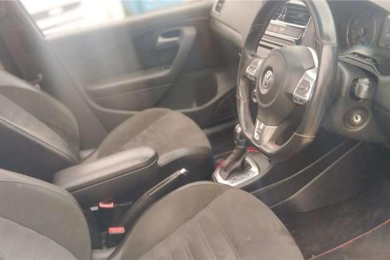 Used 2013 VW Polo GTI auto