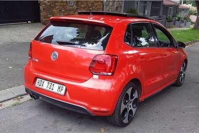 VW Polo GTI auto 2013