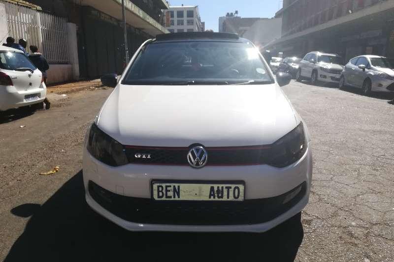VW Polo GTI auto 2014
