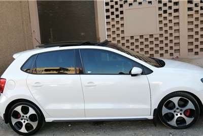 Used 2014 VW Polo GTI auto