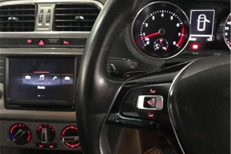 VW Polo GTI auto 2017