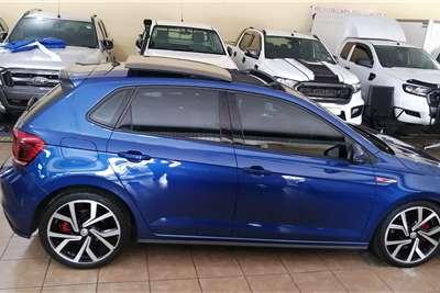 VW Polo GTI auto 2018