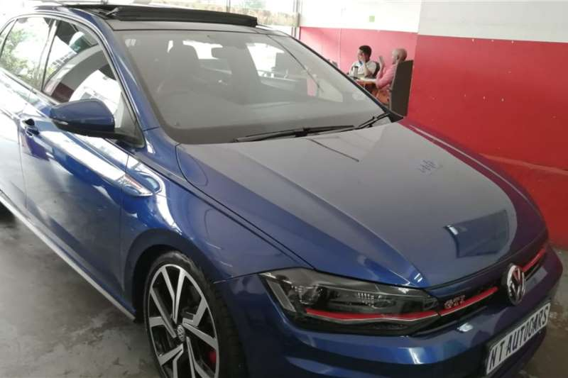 2018 VW Polo Polo GTI auto