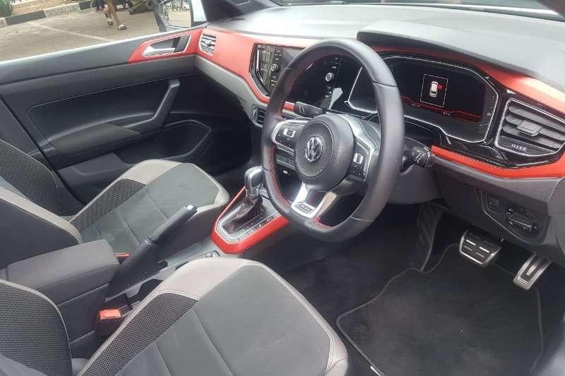 VW Polo GTI auto 2019