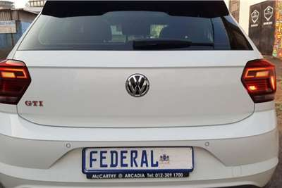 2020 VW Polo Polo GTI auto