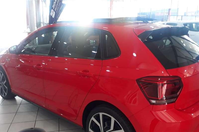 Used 2021 VW Polo GTI auto