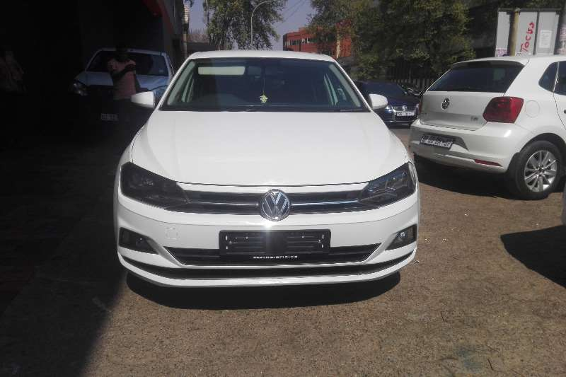 VW Polo hatch 1.0TSI 2018