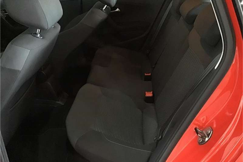 VW Polo hatch 1.0TSI BlueMotion 2015