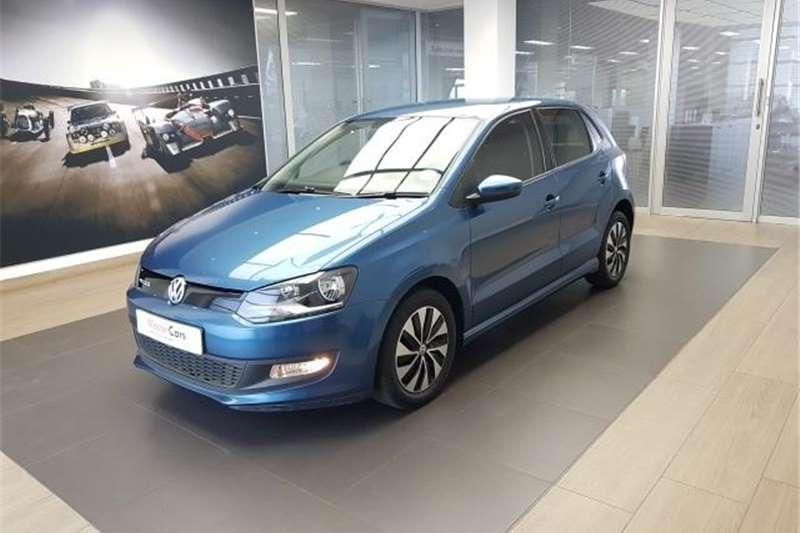 VW Polo hatch 1.0TSI BlueMotion 2016
