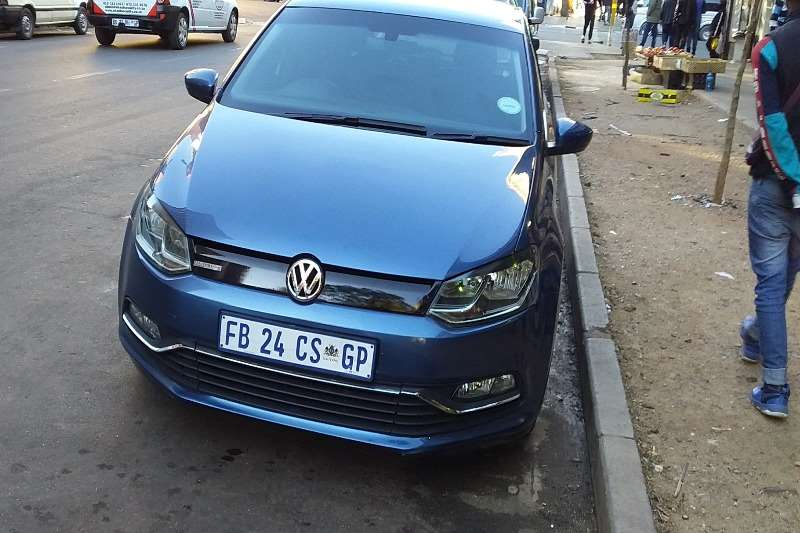 VW Polo hatch 1.0TSI BlueMotion 2016