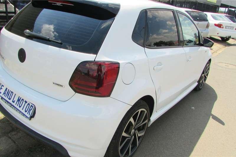 Used 2017 VW Polo hatch 1.0TSI BlueMotion