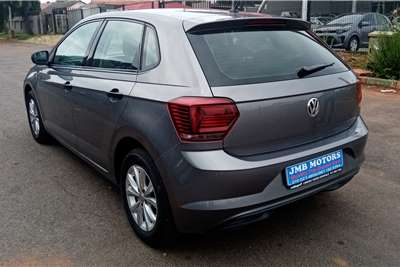 VW Polo hatch 1.0TSI BlueMotion 2018