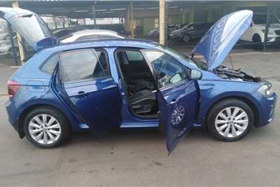 Used 2018 VW Polo hatch 1.0TSI BlueMotion